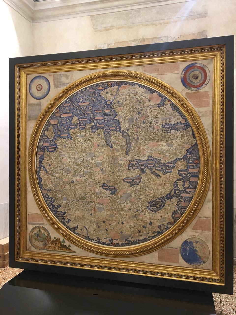 Globe of Fra Mauro